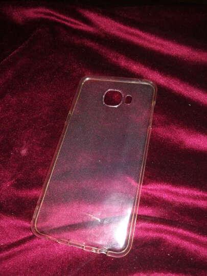 华浪 三星C5/C5000手机壳 保护套 三星c5手机壳 透明彩绘软壳系列 帝国大厦 晒单图