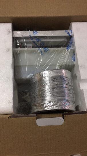 新飞1.5米铝箔管通风排气管 直径10cm 晒单图