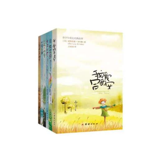 帕特里夏青少年成长福音故事佳作系列 我爱吕西安6册 晒单图