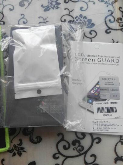 萝莉 iphone6s手机壳保护套/挂绳指环透明壳 适用于苹果6/6s Plus #扣扣系列-5.5英寸透明+黑色挂绳 晒单图