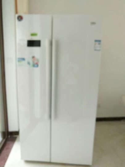 倍科(BEKO) 英国GN163120WI 581升原装进口对开门冰箱 LED触摸显示屏 晒单图