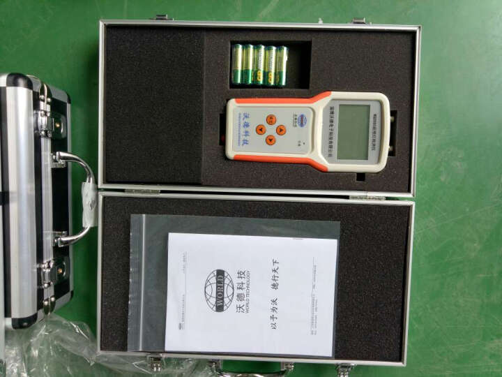 ZXLQF 汽车尾气分析仪 气体排放检测设备 机动车发动机废气检测仪 验收四件套 前照灯检测仪 晒单图