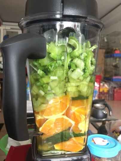 美国维他密斯(Vitamix)破壁料理机加热高速多功能家用搅拌TNC5200(白) 晒单图