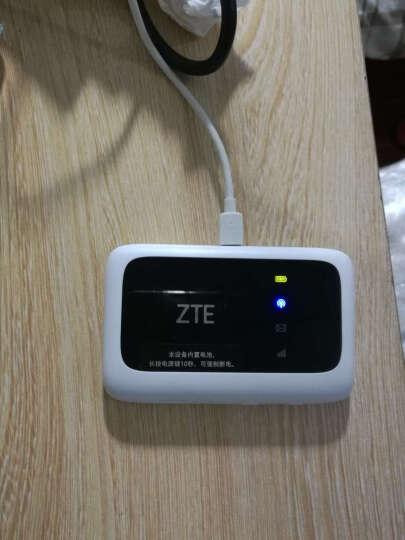 中兴(ZTE) 【送11G流量卡】中兴移动wifi随身4g无线路由器直插车载三网通上网卡托 MF910S三网4G不支持3G 晒单图