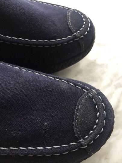 北极绒 夏季男鞋懒人鞋平板鞋男士休闲户外鞋透气运动鞋子 男学生韩版百搭潮流一脚蹬 灰色 41(偏小一码) 晒单图