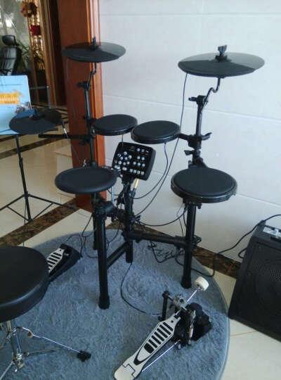 红魔HXM 电鼓 便携电子鼓 电子架子鼓爵士鼓 HD-006S+LE30音箱+赠品 晒单图