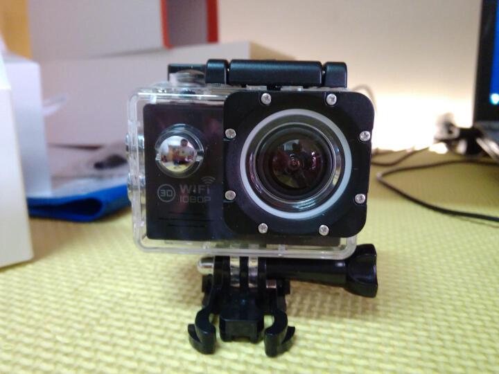 【京东配送】米狗M6运动相机水下高清摄像机防水骑行头戴相机DV户外航拍 标配+16G高速卡 晒单图