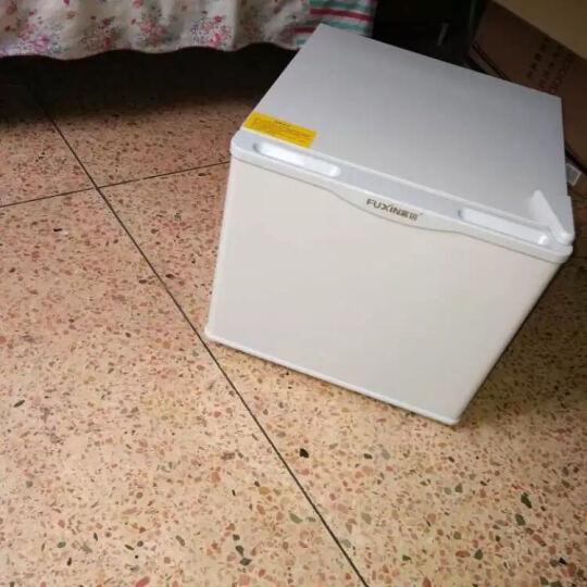 富信(Fuxin) 富信BC-17迷你单门小冰箱 小型家用 17升 黑色 晒单图