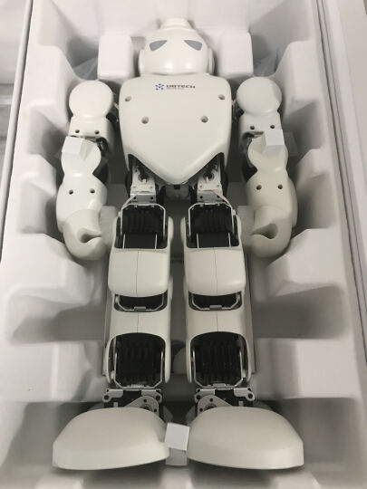 优必选(UBTECH) 优必选阿尔法Alpha 1P智能机器人玩具 儿童电动遥控机器人 Alpha 1P 晒单图