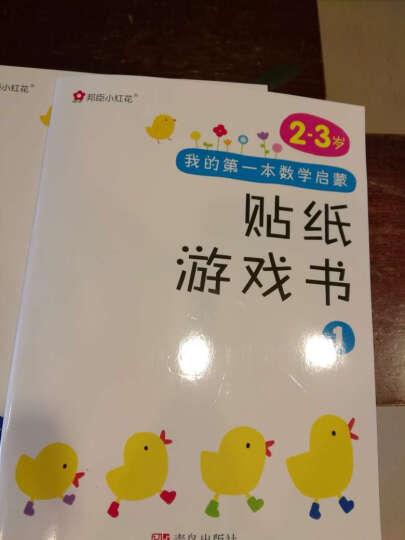 邦臣小红花·宝宝自己会读 黄(套装共12册) 晒单图