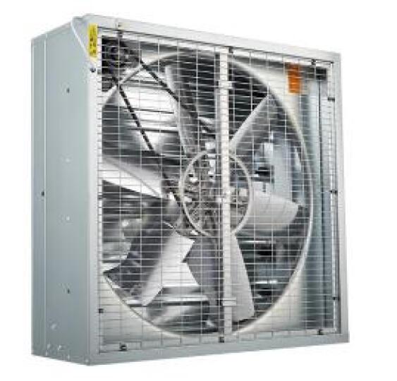乔风(Joufa) 负压风机扇 商用厨房皮带式排气扇换气扇 工厂抽风机养殖降温 KTB-900 220V 晒单图
