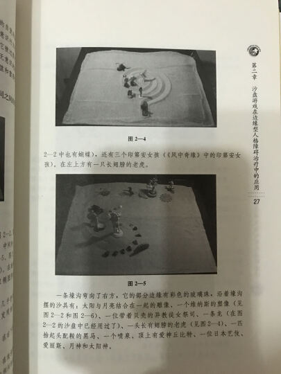 沙盘游戏疗法+沙盘游戏与心理疾病的治疗+荣格与分析心理学+沙盘游戏中的治愈与转化:创造过程 晒单图