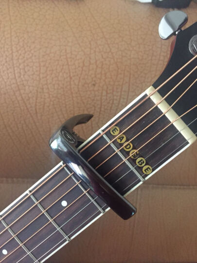 kepma 卡马 吉他民谣木吉他初学者乐器 缺角41寸 A1CE日落色电吉他 晒单图