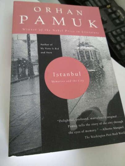 伊斯坦布尔:一座城市的记忆 英文原版小说 英文版 英文原版书 istanbul 晒单图
