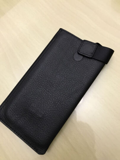 洽利iphonexs max手机套真皮11pro手包苹果XR手机壳678保护套mate30插卡钱包 4.7英寸苹果8/7/6/6s 钱包款黑色 晒单图
