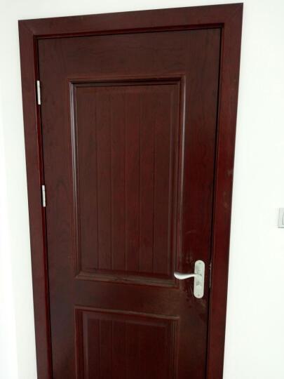 塞纳春天 静音门锁 室内卧室房门锁 简约门把手 实木门升级平开合页--单拍不发 晒单图