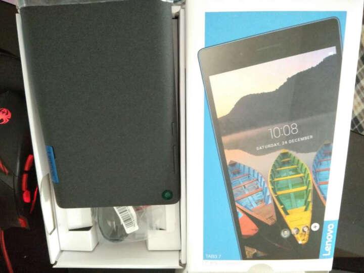 联想(Lenovo) 联想Tab3 730M 7英寸手机平板电脑安卓上网通话娱乐学习游戏pad (1G+16G 移动联通4G通话)白 官方标配 晒单图