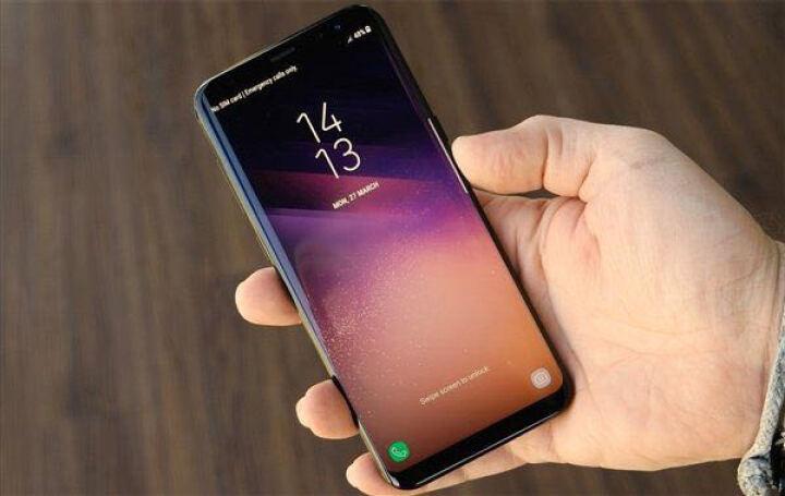 三星 SAMSUNG S8+  6.2英寸  4G智能手机 星夜黑 S8+/S8 plus 6G+128G 晒单图