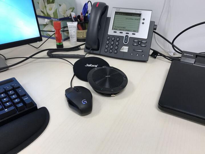 捷波朗(Jabra) speak 510+ 无线蓝牙 音频电话会议 免提通话扬声器USB UC通用 晒单图
