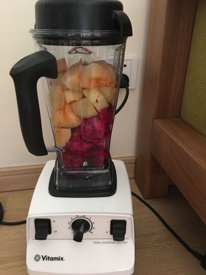 维他密斯(Vitamix)料理机 TNC5200(白色)破壁机 美国进口 人气款 厨房料理 婴儿辅食 切菜绞肉 榨汁搅拌 晒单图