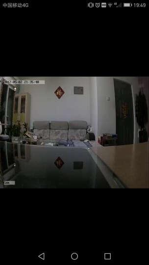 无线摄像头 wifi 微型 超小 时钟式隐形摄像机 家用安防监控器 摄像闹钟 32G 晒单图