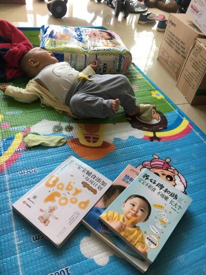 正版  宝宝辅食添加每周计划+养好脾和肺宝宝不积食不咳嗽长大个+这样做辅食宝宝超爱吃  晒单图