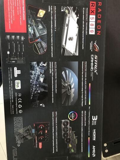 华硕(ASUS)ROG STRIX-RX480-O8G-GAMING 8G/8000MHz 晒单图