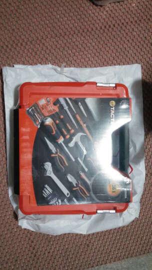 拓为(Tactix)555056 56件套家用五金工具套装 多功能工具箱组套 德国进口品质 晒单图