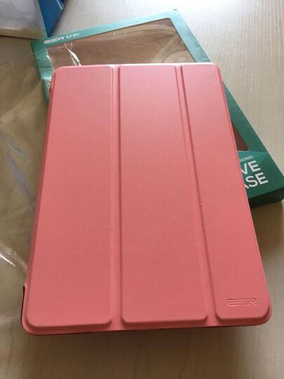 亿色(ESR)苹果iPad mini2/3/1保护套 迷你2平板电脑壳7.9英寸 超薄全包防摔休眠皮套 悦色系列 蜜桃粉 晒单图