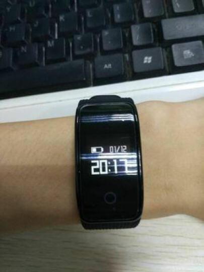Wtitech A59智能手环 男女运动记步腕带睡眠检测血氧心率血压穿戴腕表 蓝色(心率+血压+血氧+疲劳度) 晒单图