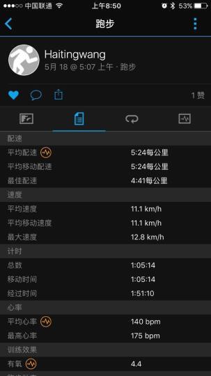 佳明(GARMIN)Forerunner735XT 手表  英文版黑色GPS智能手表 男女光学心率腕表 跑步游泳铁三通知运动手表 晒单图