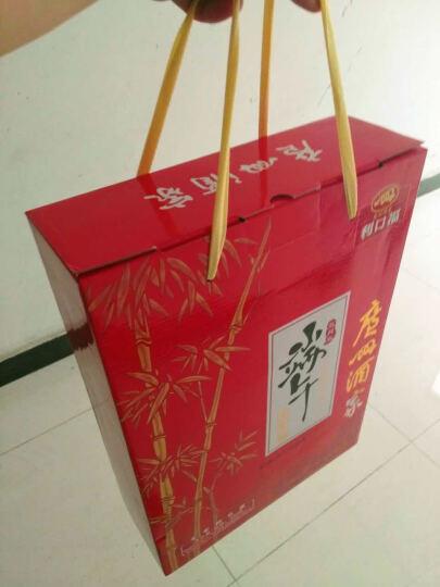 广州酒家粽子礼盒 广东嘉兴肉粽真空裹蒸粽子 端午节礼盒礼品 五香咸肉240g 晒单图