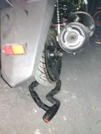 赛拓(SANTO)链条锁90cm 摩托车锁电动车锁玻璃门锁0062 晒单图