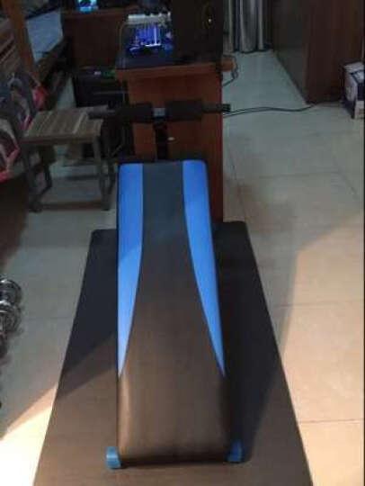 创思维 专业仰卧板 家用仰卧起坐腹肌健身器材 健身房马甲线运动健腹板 【弧板】CSW9006 晒单图