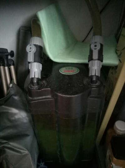JEBO佳宝805 鱼缸水族箱过滤桶水族箱外置过滤器25W 3层过滤大型过滤桶 90-1米 佳宝805+滤材 晒单图