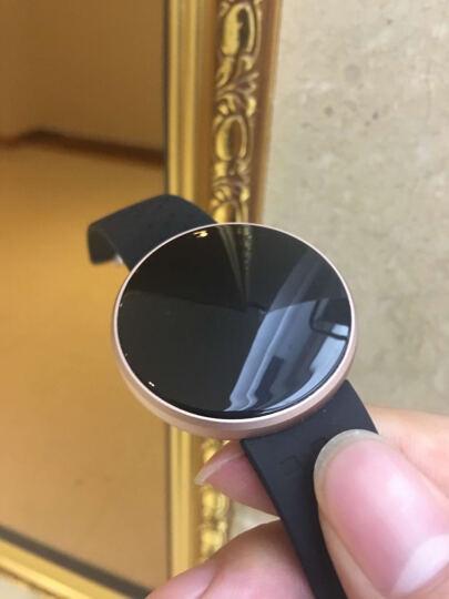 博之轮(BOZLUN)智能运动手环华为小米通用手环男女手表测心率来电提醒计步器防水情侣表 黑色(心率血压) 晒单图