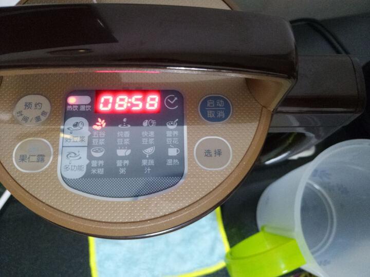 九阳(Joyoung)豆浆机1300ml预约家用全自动DJ13B-D79SG 晒单图
