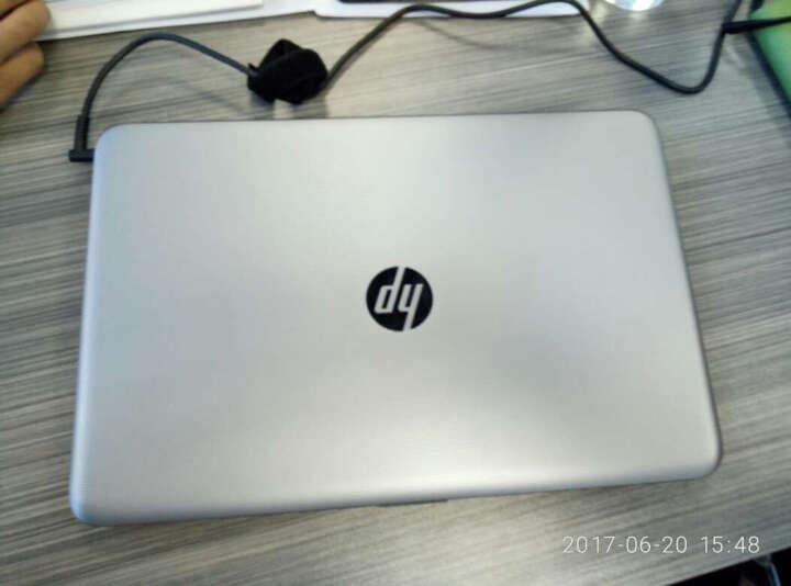 惠普(HP)HP15-bf001AX 15.6英寸笔记本电脑 (A8-7410 四核 4G 500G 2G独显 FHD win10 )银色 晒单图