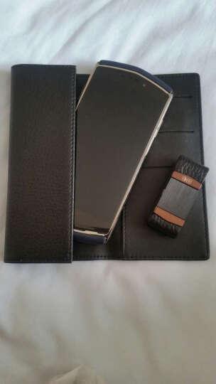 8848 钛金手机 M3风尚版 全网通4G双卡双待2100万像素128G 棕色 晒单图
