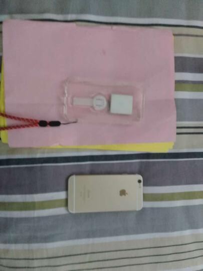 BOW航世 苹果6/s/p手机壳防摔全包保护壳 适用于苹果iPhone6/s/plus 升级款4.7支架-玫瑰金 晒单图