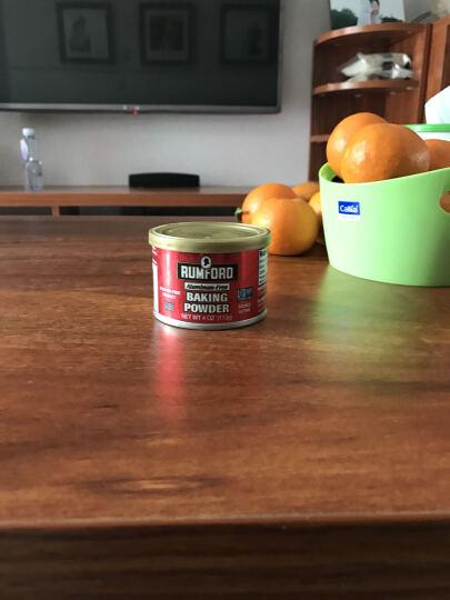 美国进口拉姆雷德Rumford无铝泡打粉113g 原装 戚风蛋糕材料膨松剂材料 晒单图