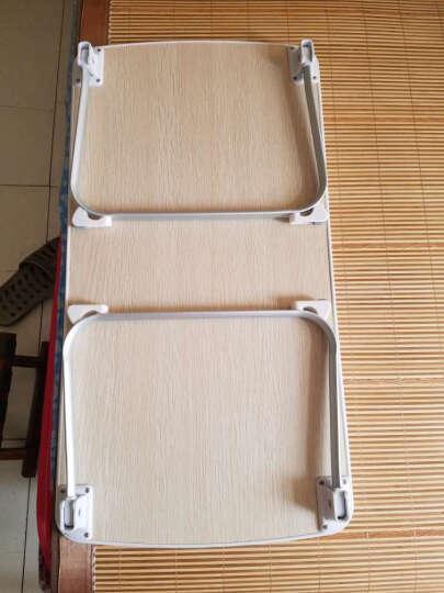 赛鲸 站立办公升降折叠电脑桌 笔记本显示器支架台办公桌工作台书桌 桌面增高架TR3 晒单图