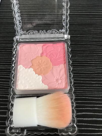 【两件减5元】日本井田 canmake 高光修容腮红 棉花糖粉饼PP粉嫩色 新款 晒单图
