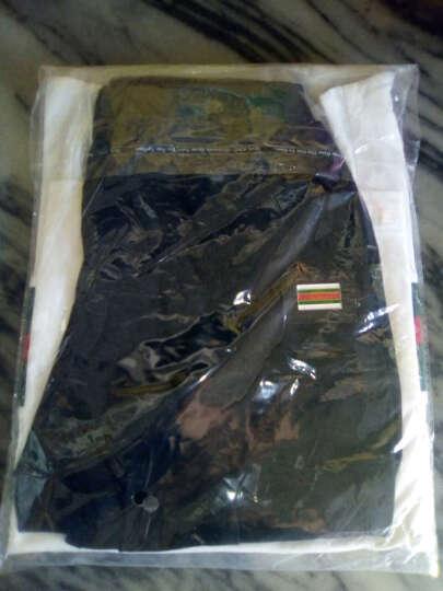 童装男童秋装儿童套装2017新款品牌童装男中大童运动装3件套潮 L559黑色 150码建议身高140CM左右 晒单图