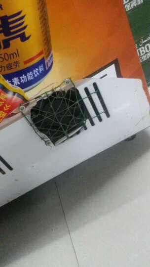 德力西电气机柜交流风扇散热风扇 轴流风机 圆形 金属叶254*89 220V滚珠 晒单图