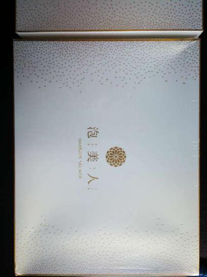 SACRUM 京东配送日本圣珂兰泡美人泡泡面膜 补水保湿碳酸进口面膜女 一盒装(5片) 晒单图