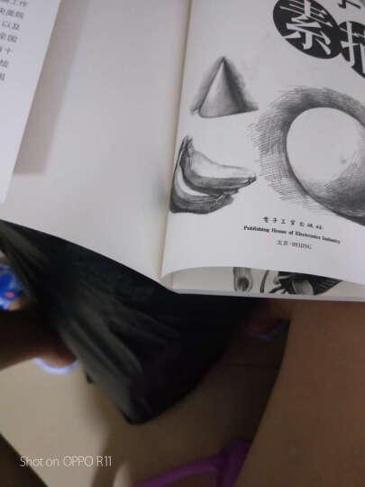 零基础学素描 绘画基础教程 简笔画静物素描人物轻松自学素描素描入门速写 美术入门书 素描书 晒单图