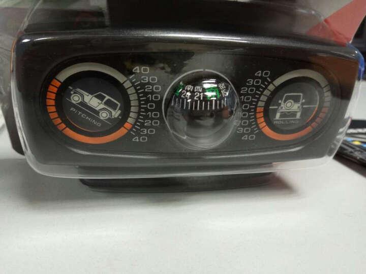Monlill 汽车仪表台指南球户外用品水平仪平衡仪汽车坡度仪TR-207 红色 启辰T70X R30 R50 D50 晨风 晒单图
