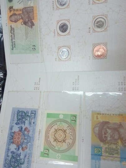 【顺丰现货】中国金币总公司发行 一路一带丝绸之路64国纪念币 丝路硬币纸币 银章硬币纪念册 一带一路 66枚足银版 晒单图