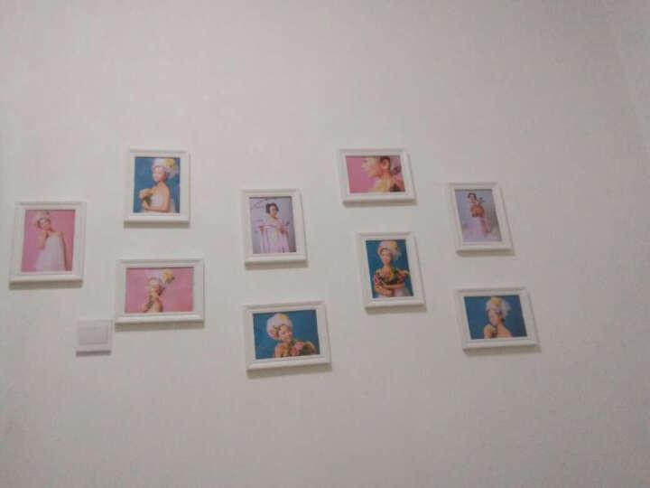 森淼 蓝丁胶照片墙相框墙组合相片墙无痕不伤墙 45克单包装 3盒装 晒单图
